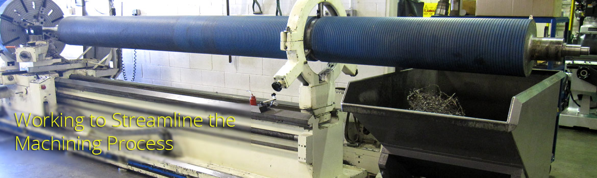 Lathe - Working to Streamline the Machining Process